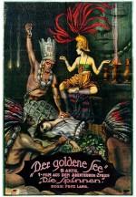 Die Spinnen 1 Teil Der Goldene See (1919)