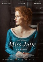 MISS JULIE - Poster The Netherlands