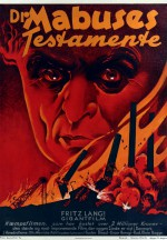 testamento del Doctor Mabuse Das Testament des Dr Mabuse